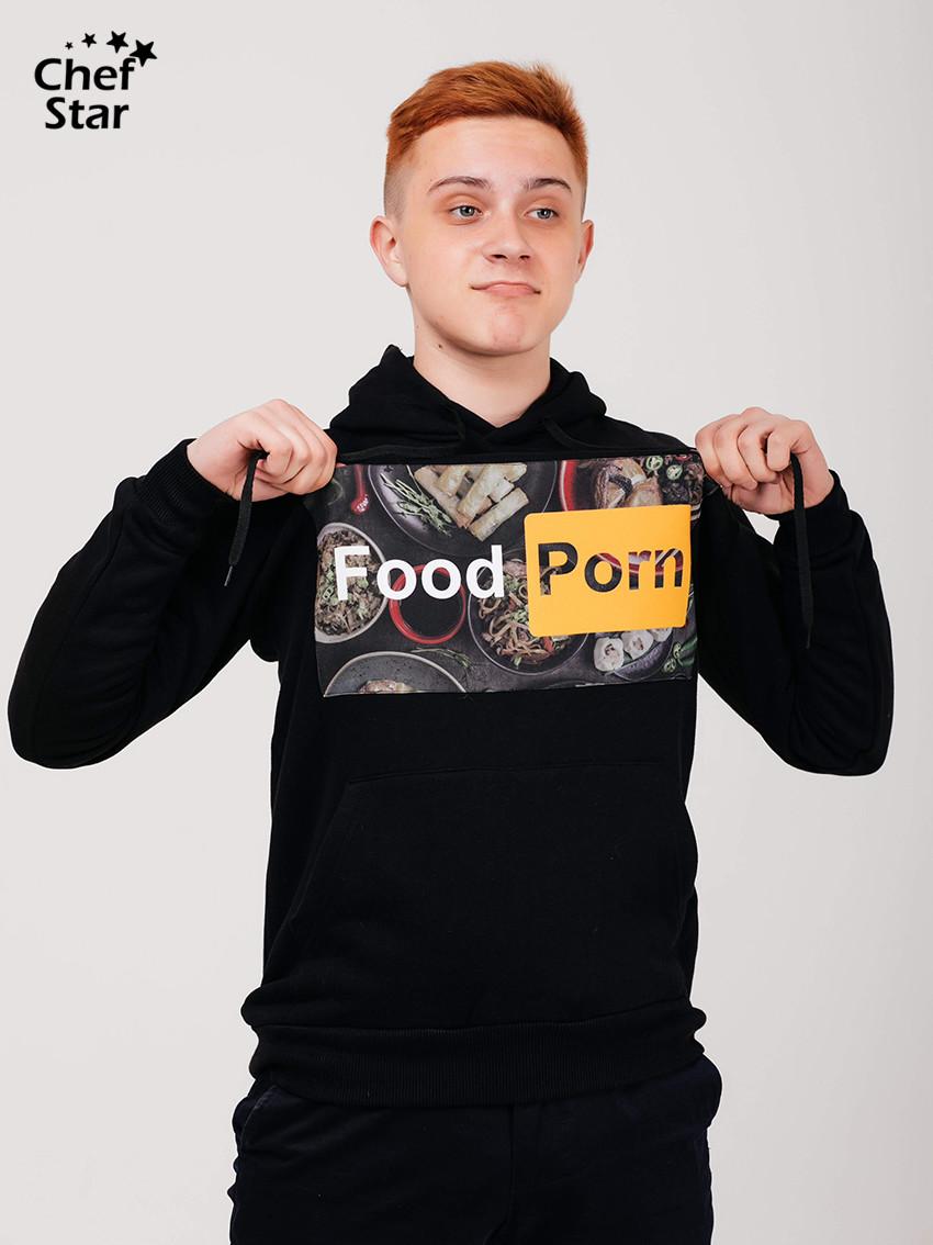 Худи Food Porn (Фуд порн), Chef Star