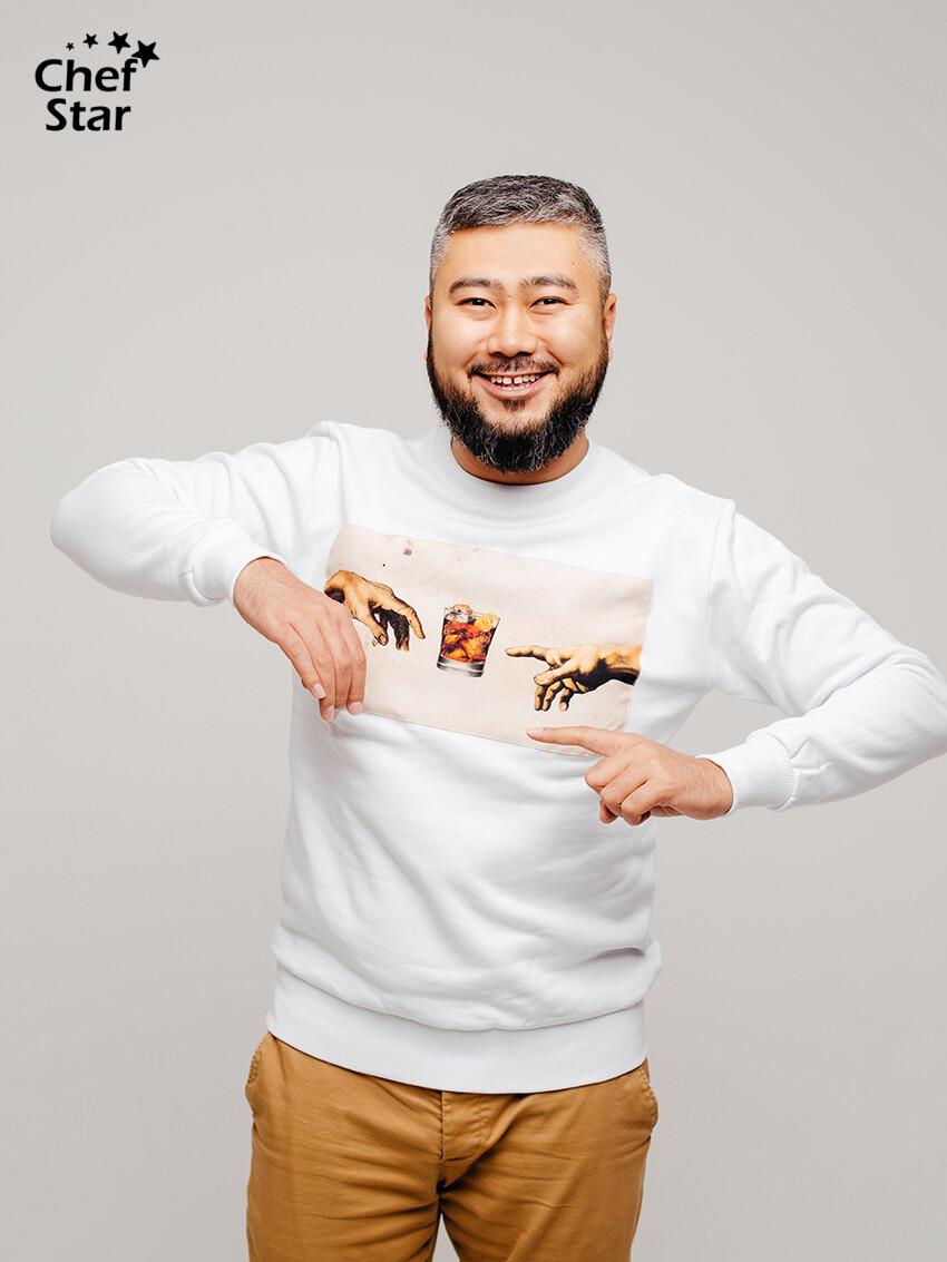 Свитшот Negroni (Негрони), Chef Star