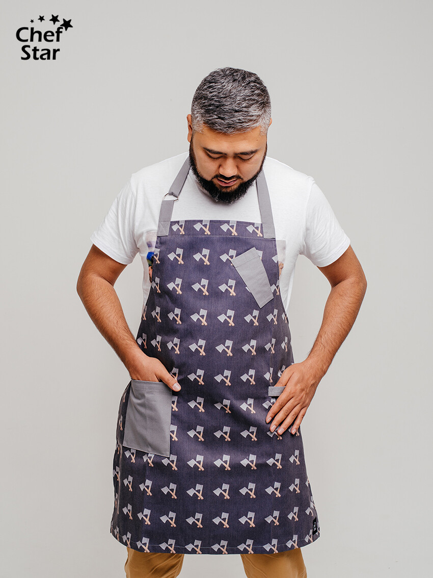 Фартук Jagermeister (Джегермейстер), Chef Star