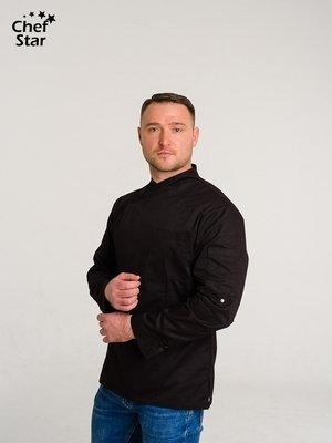 Китель Tabasco (Табаско), Black, Chef Star