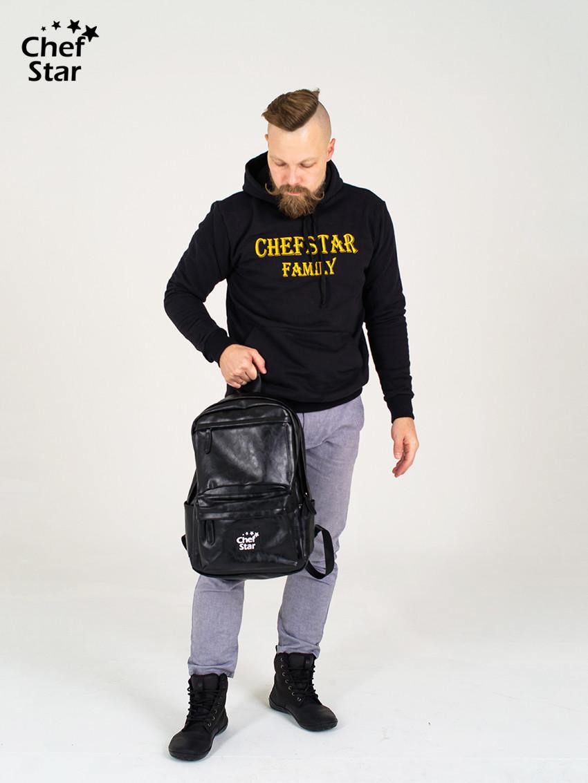 Рюкзак (Backpack), Black, Chef Star