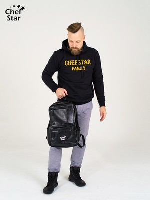 Рюкзак (Backpack), Black, Chef Star
