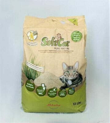 Lettiera Softcat Ecologica 13 lt.