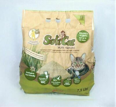 Lettiera Softcat Ecologica 7,5 lt