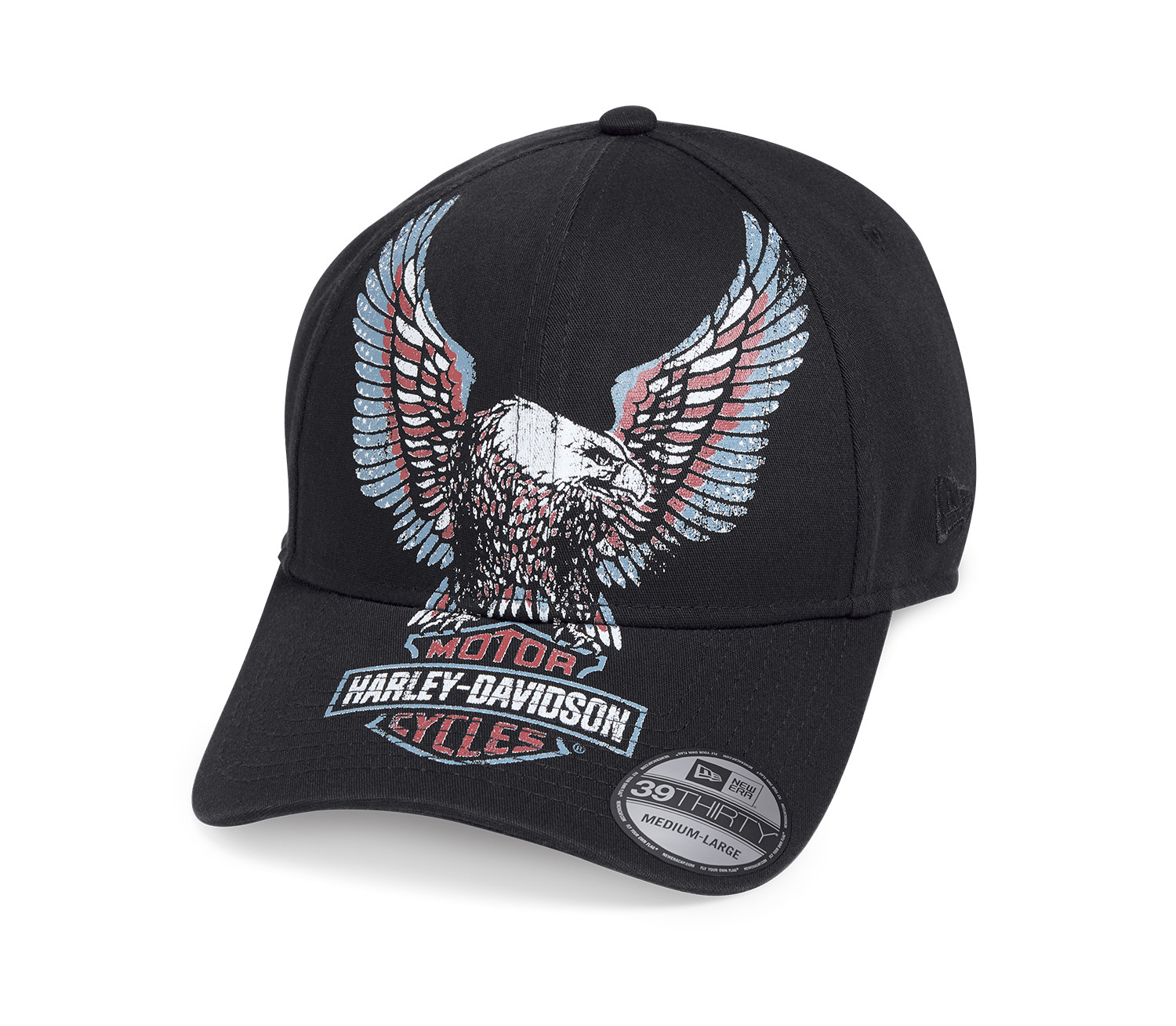 Cap Men Printed Upright Eagle 39THIRTY®