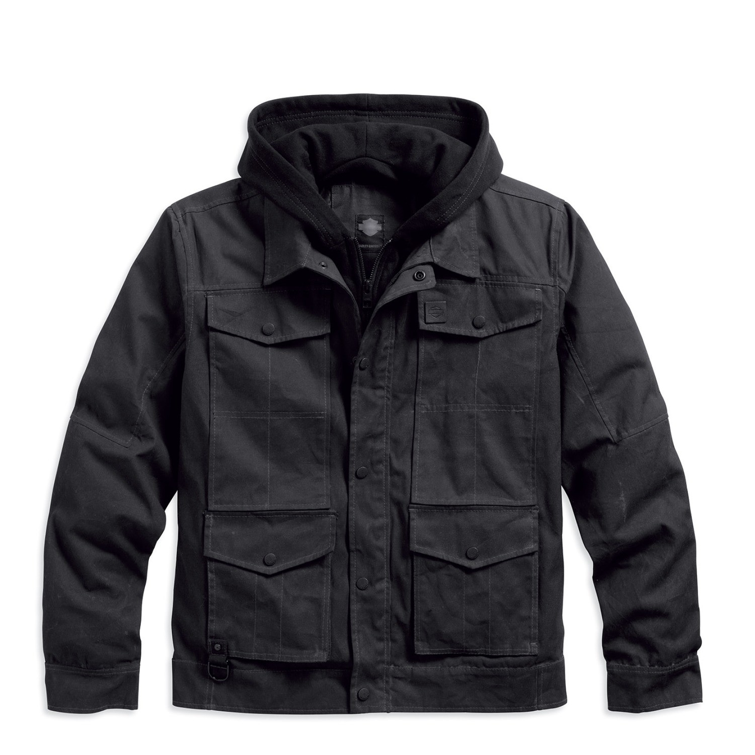 Jacket Men Canvas Crawford Cargo Coat