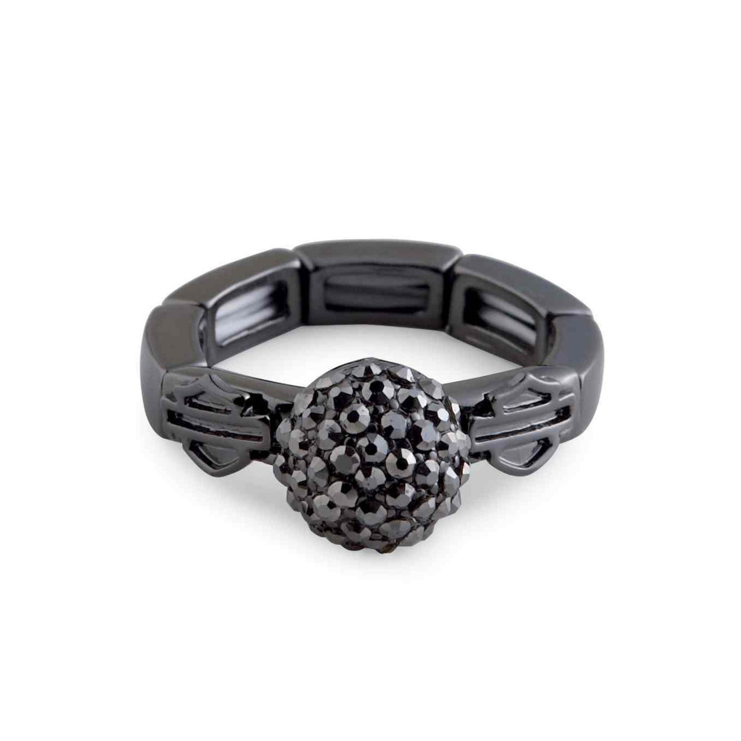 Fireball Adjustable Ring Women