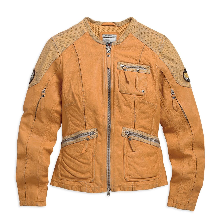 Jacket Women Leather Aurora