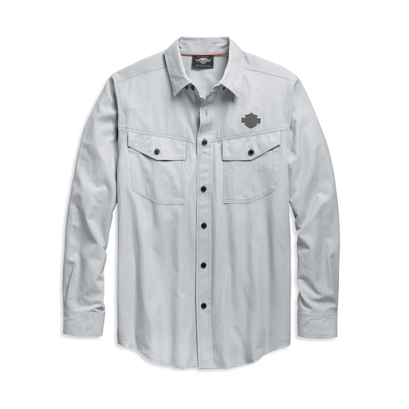 Shirt Men Long Sleeve Performance