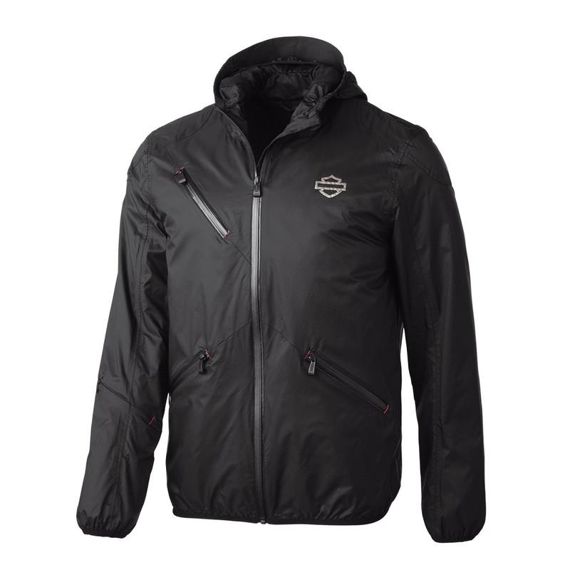 Jacket Men H-D® Moto Cordura® Ripstop Slim Fit