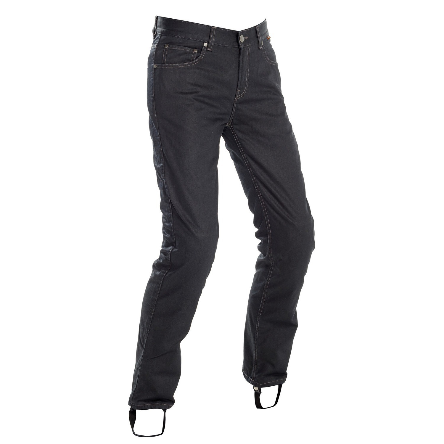 Cobalt Anthracite Riding Jeans Men - Short