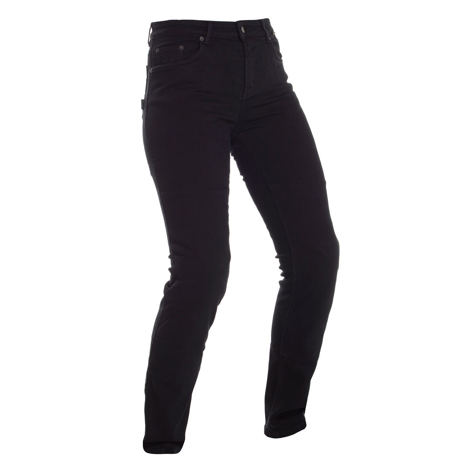Nora Black Regular Fit Riding Jeans Women - Regular