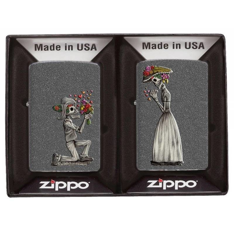 ZIPPO Partner Set Day of Dead