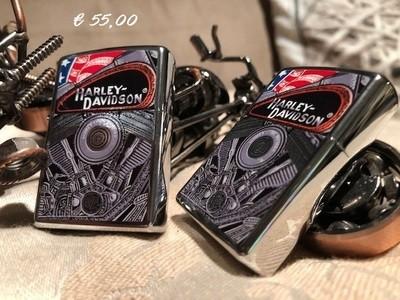 ZIPPO Harley-Davidson® Engine
