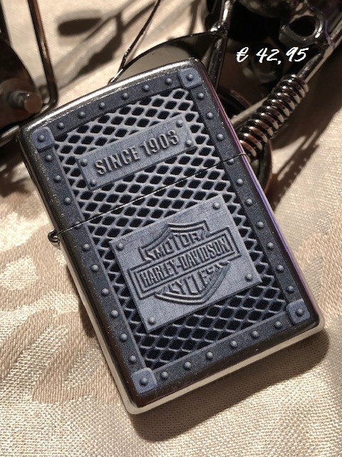 ZIPPO Harley-Davidson® Footrest