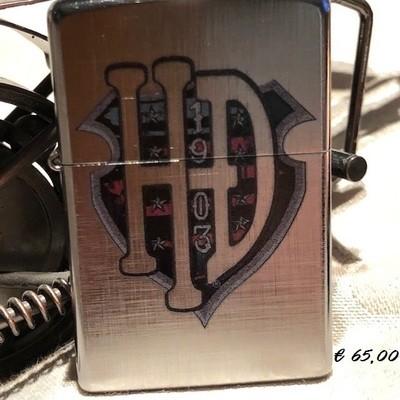 ZIPPO Harley-Davidson® Logo Front