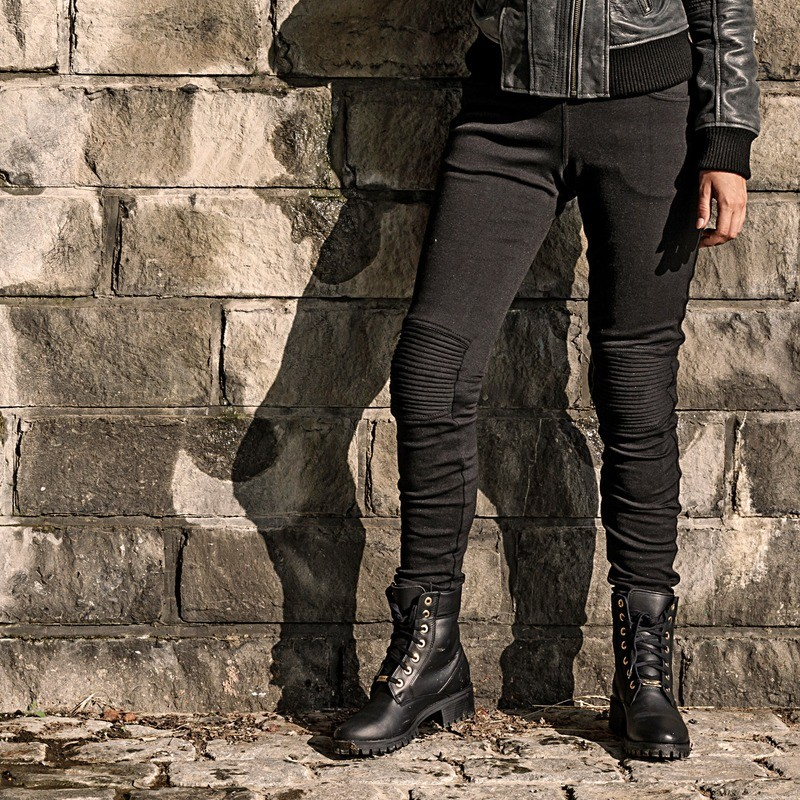 Kodi Black Riding Legging Women - Short