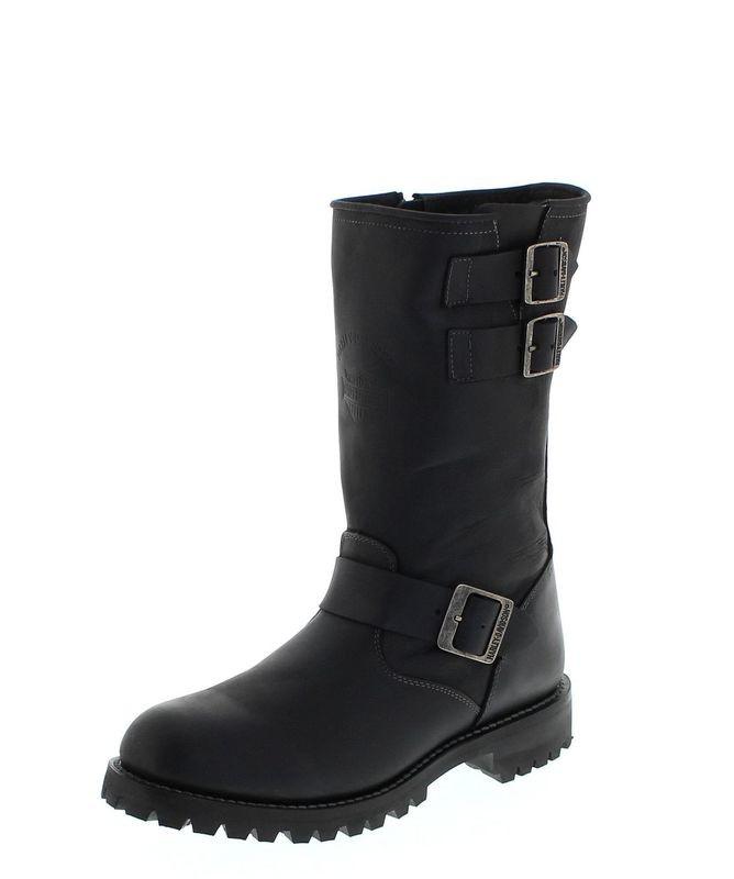 Boots Men Zipper 11