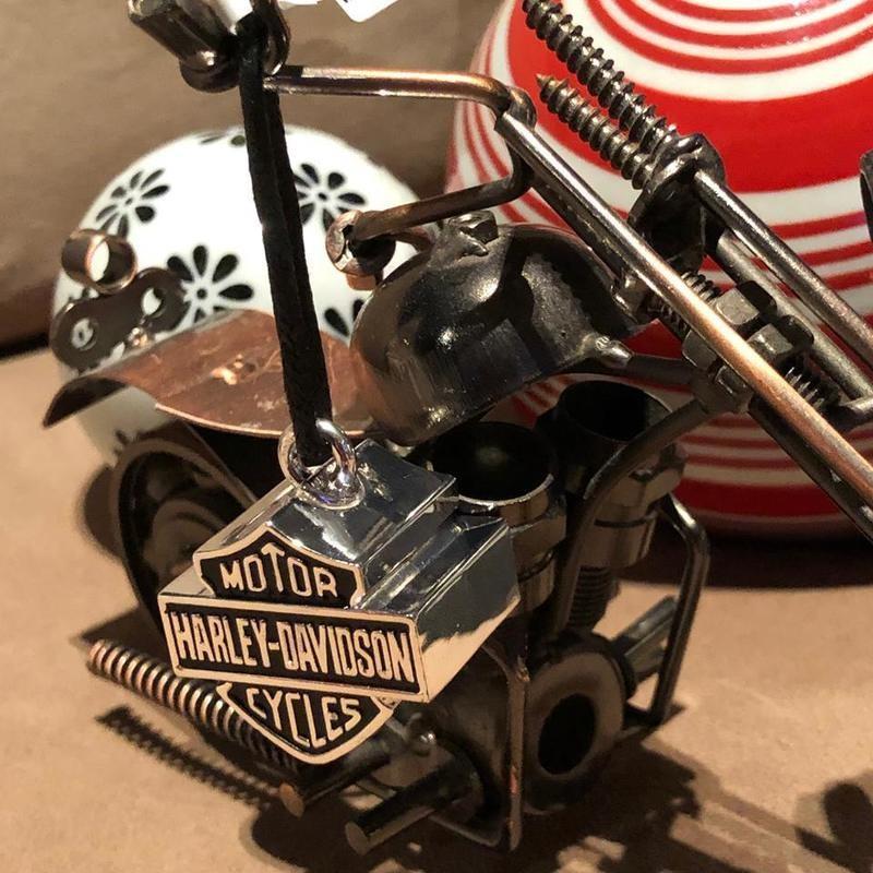 Ride Bell Harley-Davidson® Bar & Shield Contour