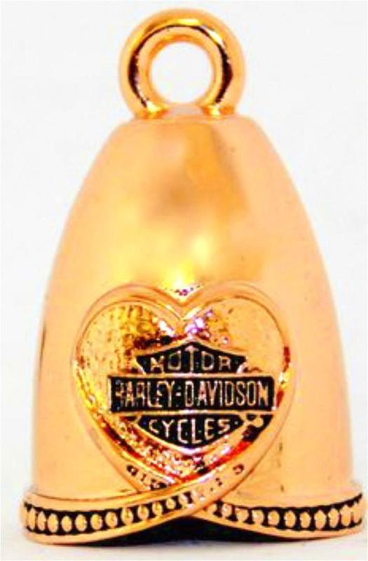 Ride Bell Harley-Davidson® Heart