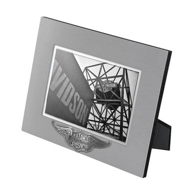 Gadget - Picture Frame Winged B&S