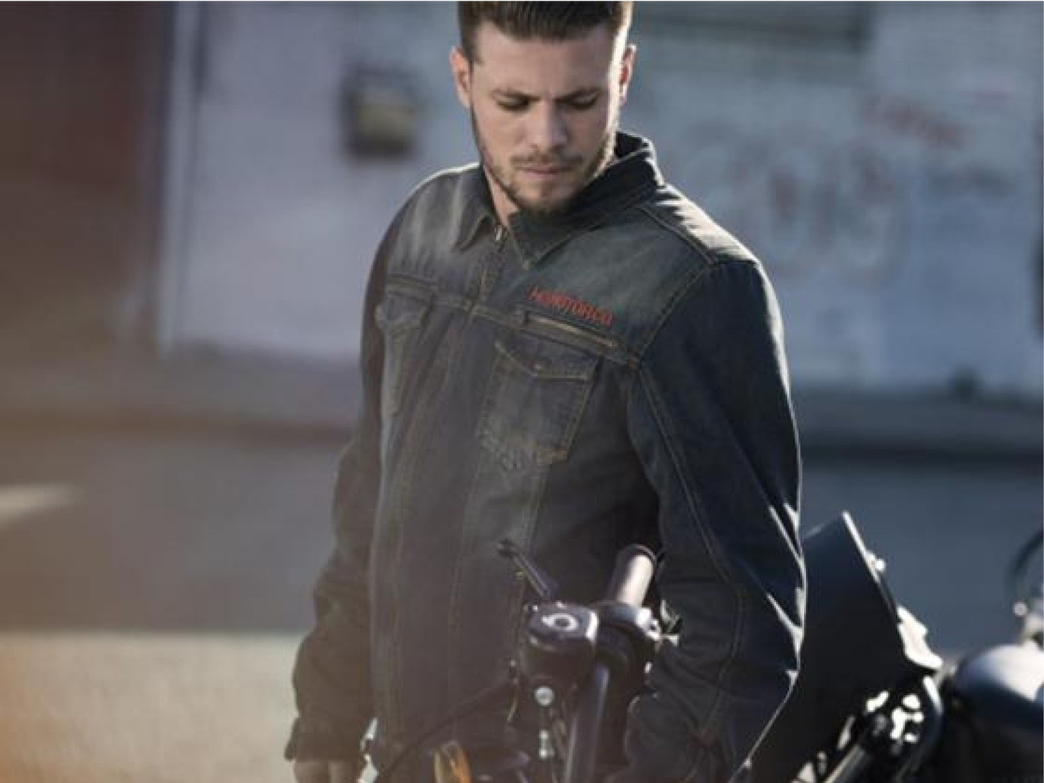Jacket Men Cordura® Denim Dispatch  Riding