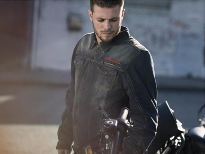 Jacket Men Cordura® Denim Dispatch  Riding