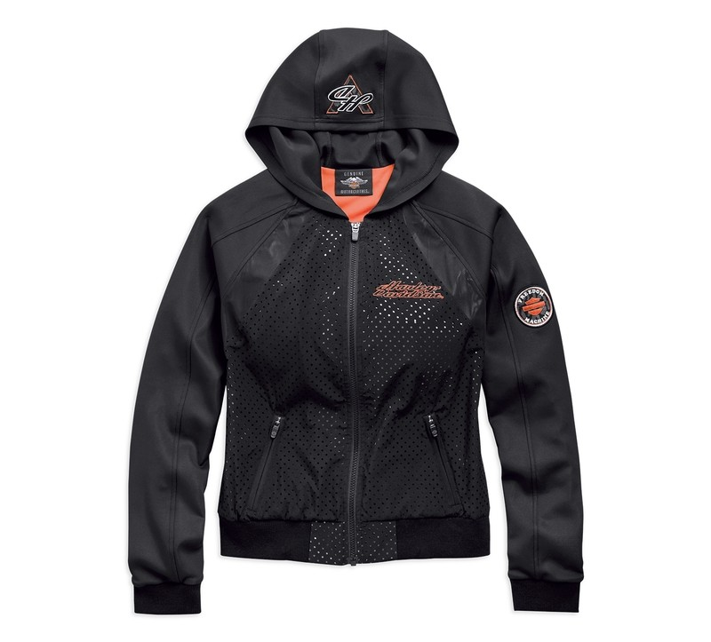 Lightweight Performance Hooded Jacket Women