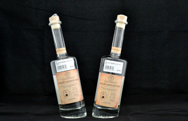 Harley-Davidson Gent Premium Herbal Gin