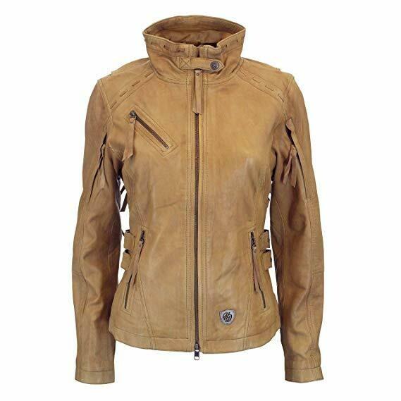 Jacket Women Leather Calamity Fringe