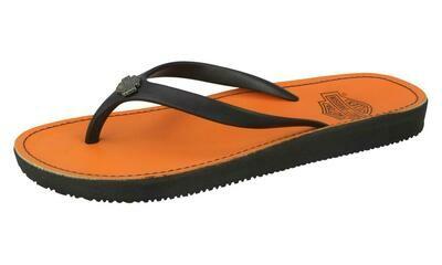 Sandals Women Black Thong Cabrini