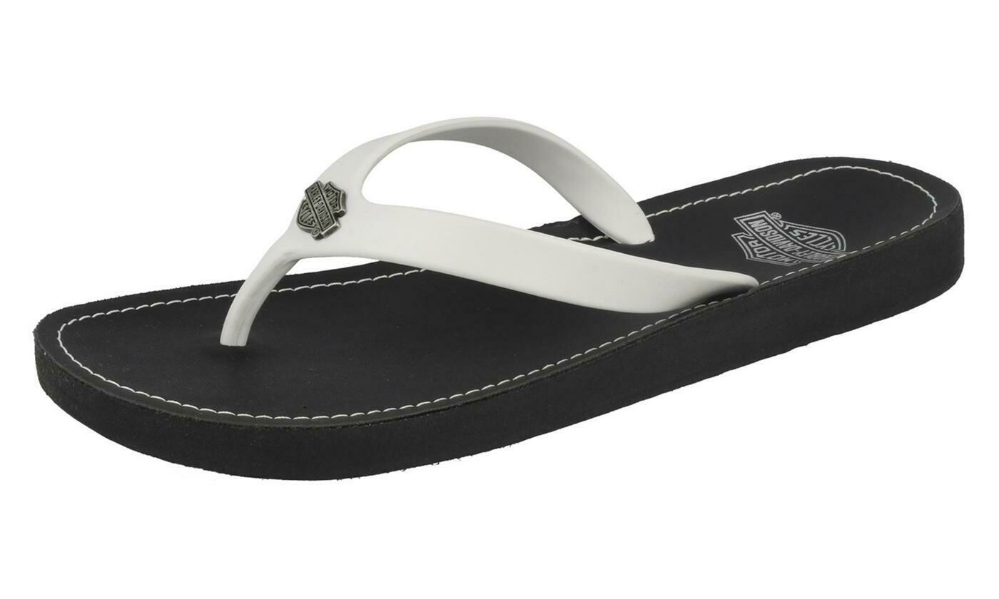 Sandals Women Thong Cabrini White