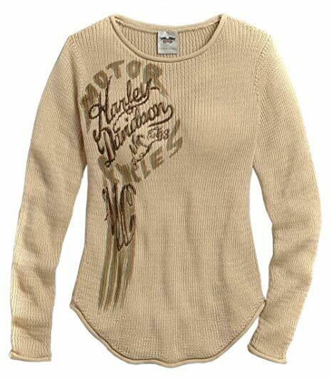 Lightweight Loose Knit Long Sleeve Sweater Women