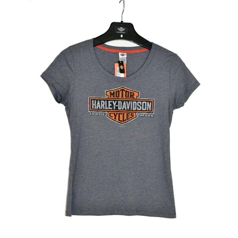 T-Shirt Women Short Sleeve Backprint Shine Dark Scoop