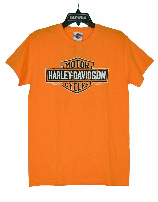 Long Logo Short Sleeve Backprint T-Shirt Men