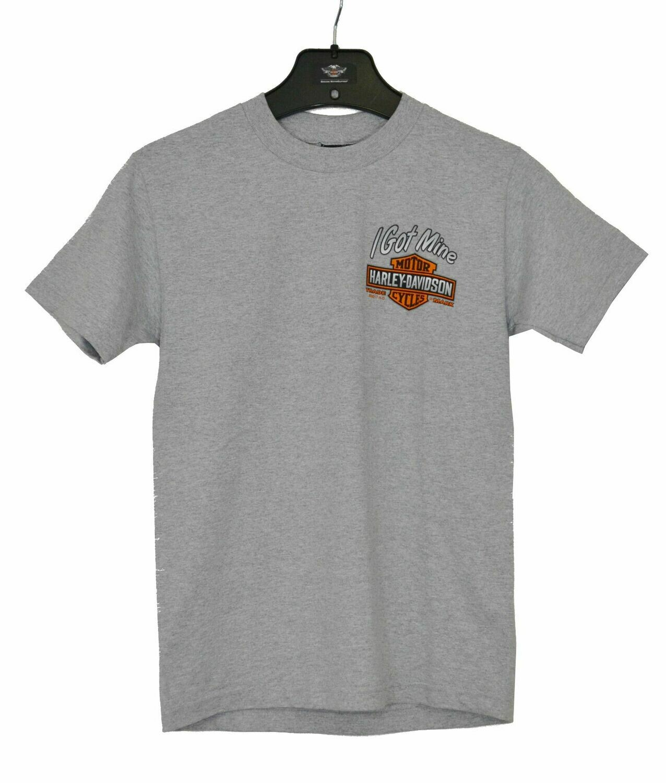 Dealer T-Shirt Men Short Sleeve I Got Mine Short Sleeve