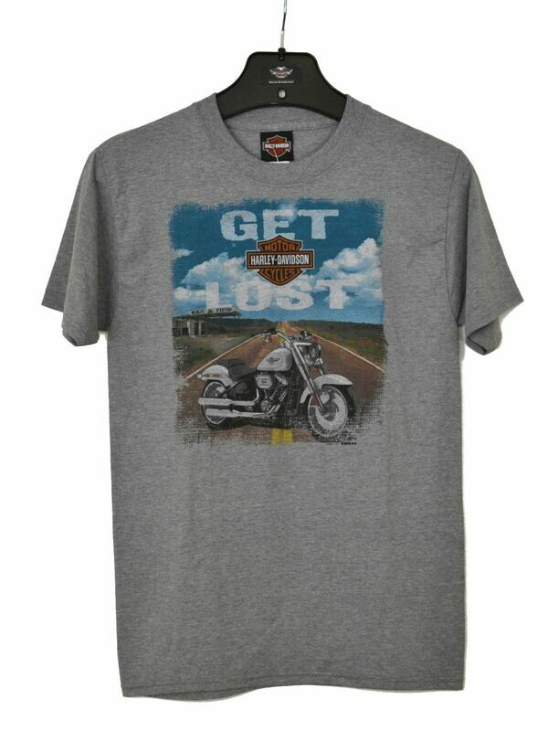 Dealer T-Shirt Men Short Sleeve Lost Road Short Sleeve