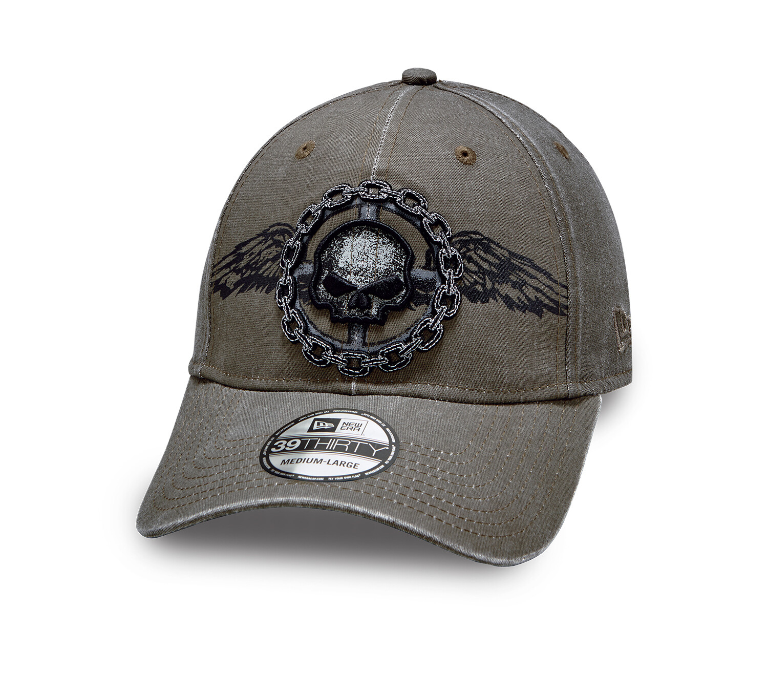 Chain Skull 39THIRTY® Cap Men