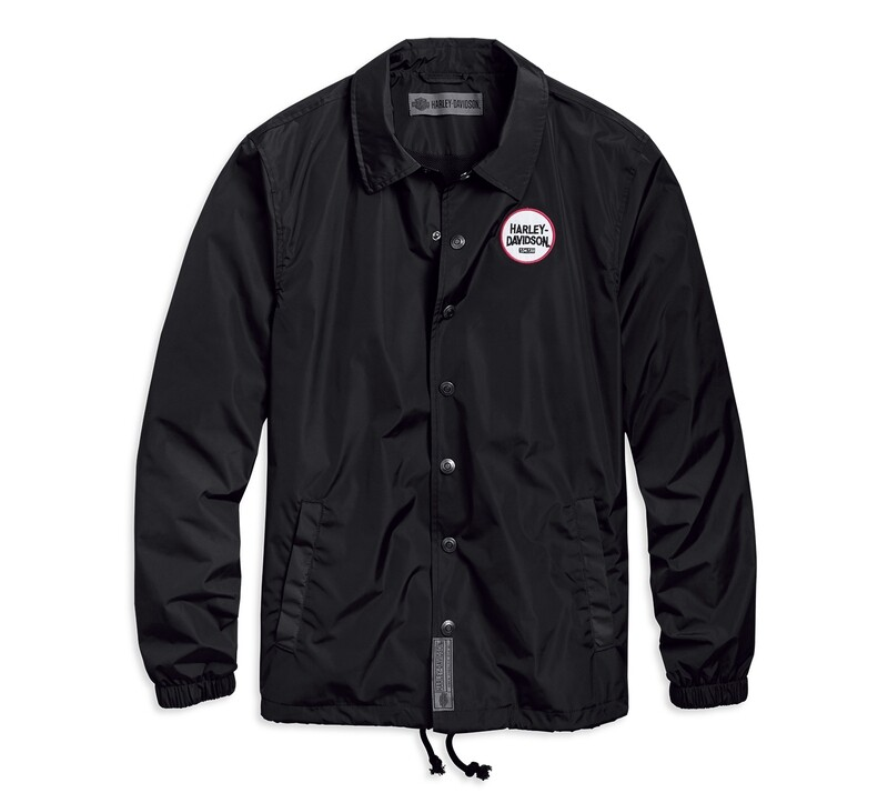 Garage Loud & Fast Slim Fit Coach's Jacket Men