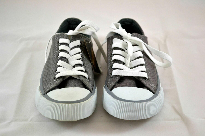 Sneakers Women Zia Grey Canvas