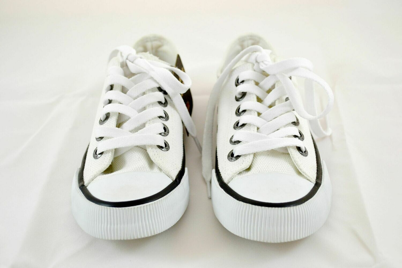 Sneakers Women Zia White Canvas