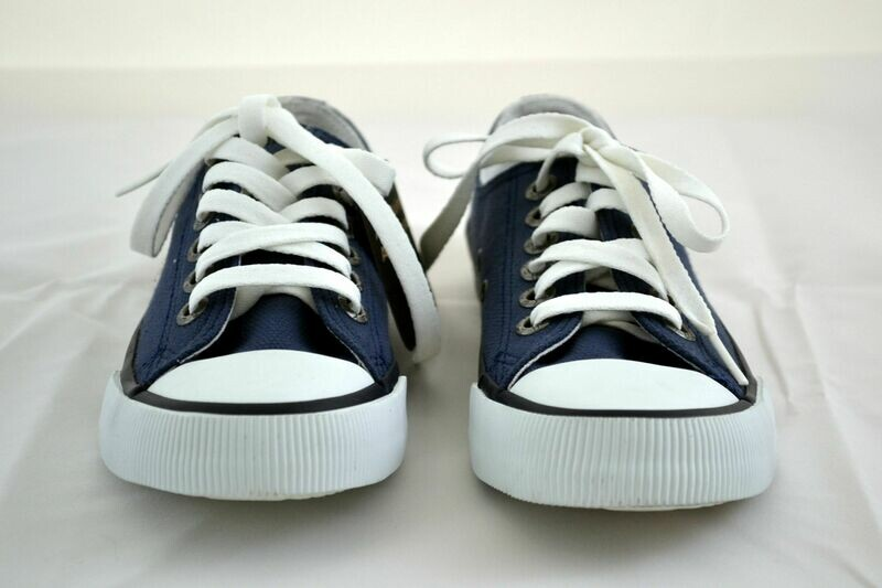 Sneakers Men Roarke Blue Canvas