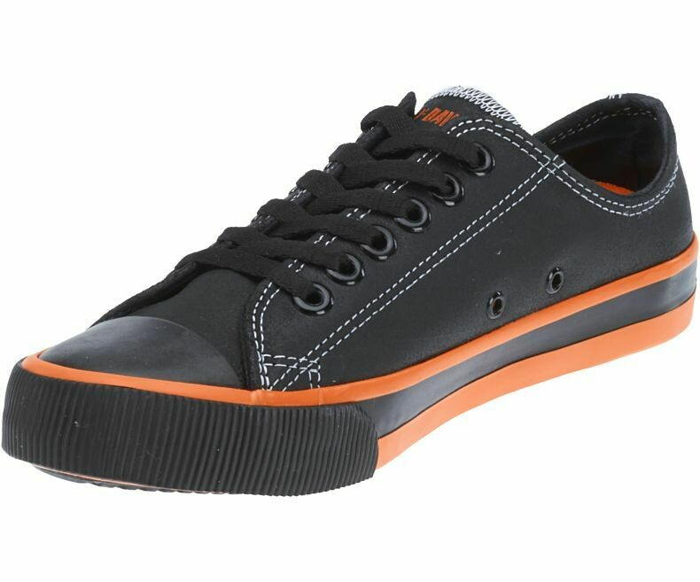 Zia Black Leather Sneakers Women