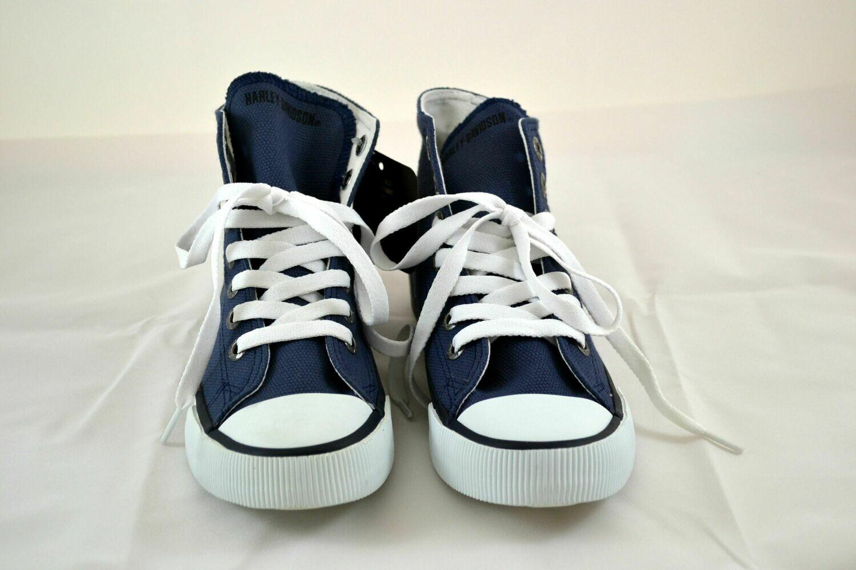 Sneakers Women Flora Blue Canvas