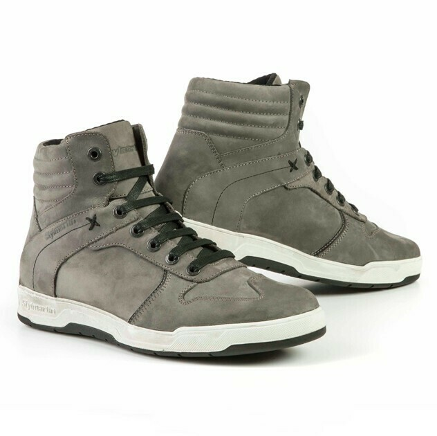 Riding Sneakers by Stylmartin  Smoke Grey Motorcycle