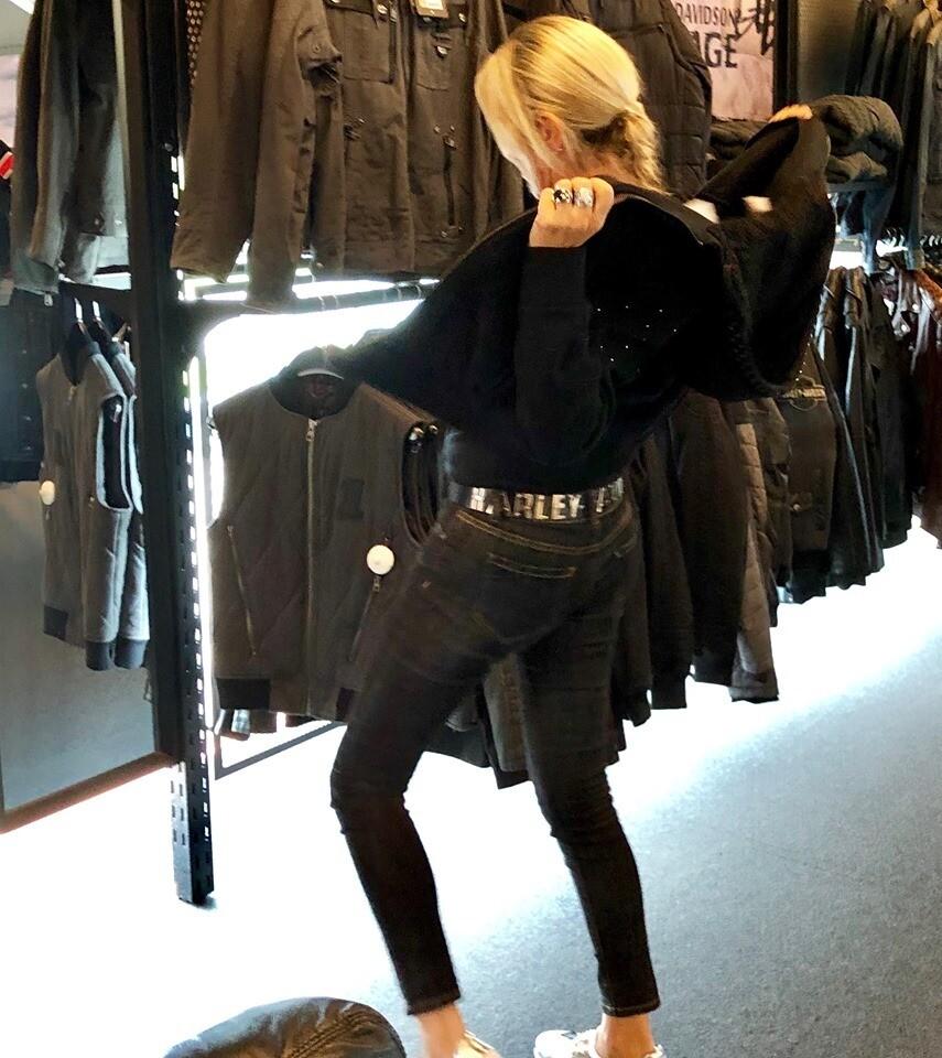 Women's Plush Hoodie | Studded