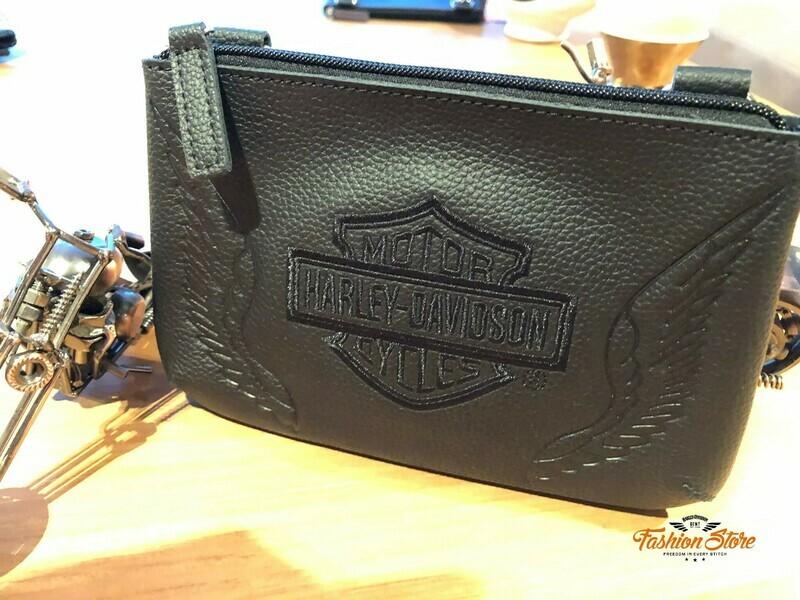 Hip-Bag Women Winged B&S Harley-Davidson®