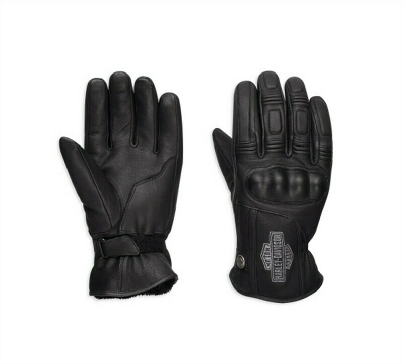 Gloves Men URBAN Leather