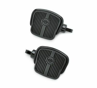 P&A - Mini footboard black LRG