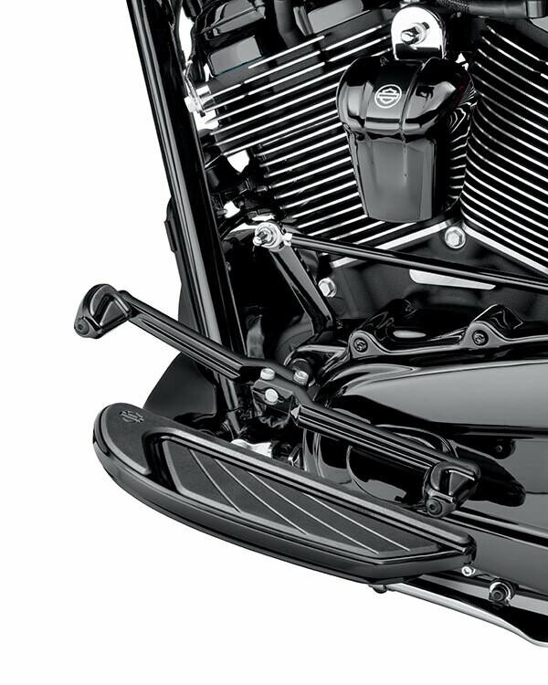 P&A - Airflow Heel/Toe Shifter Gloss Black